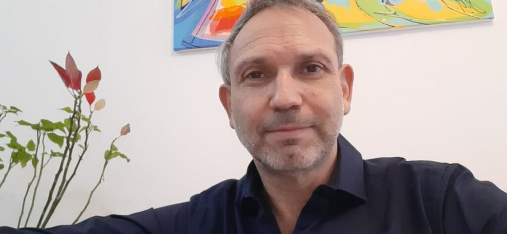 Eduardo Munitz de Andreani en Conexión Parques